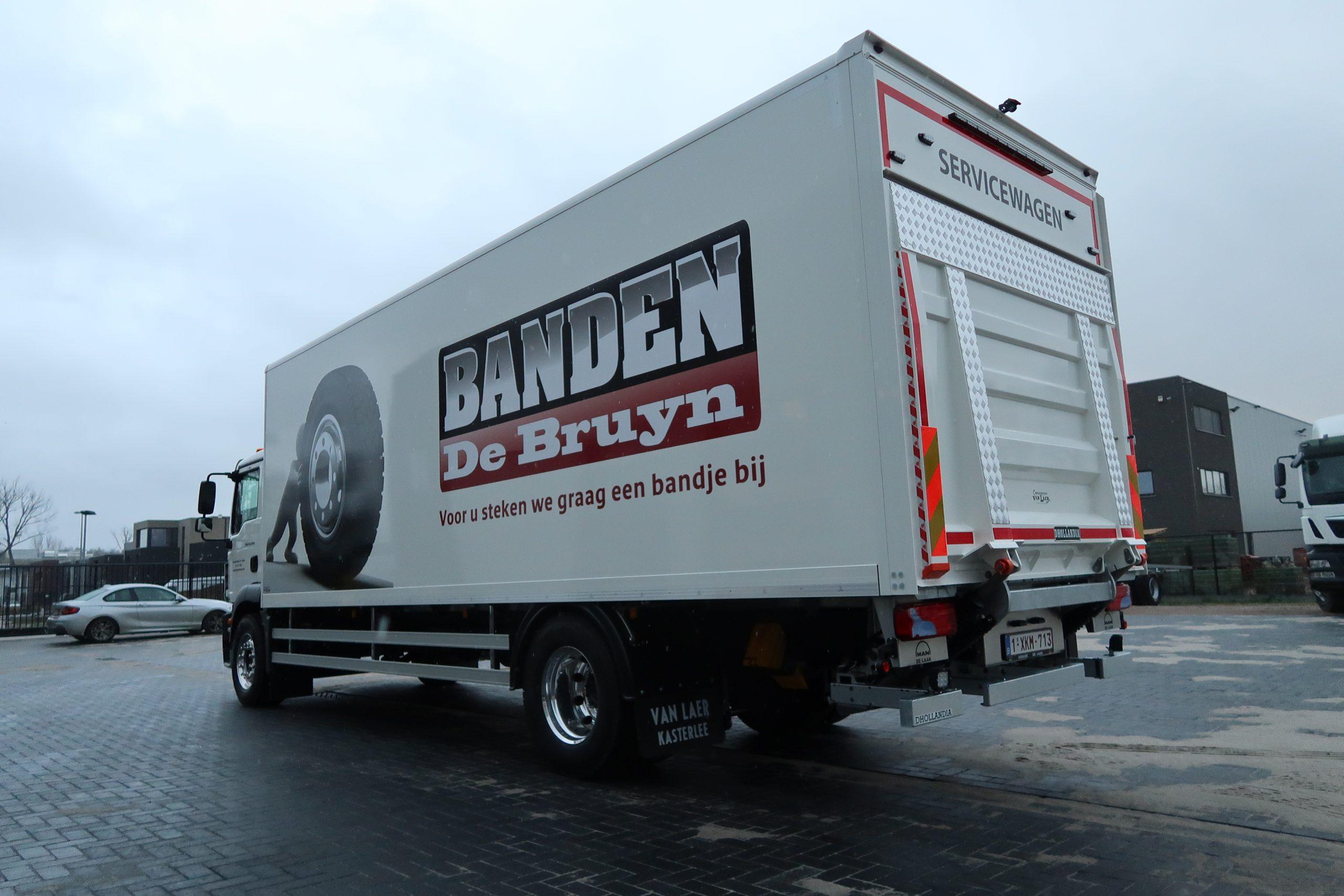 Banden De Bruyn